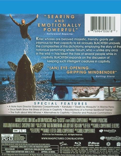 Blackfish (Blu-ray 2013) | DVD Empire - photo#17
