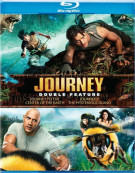 Journey To The Center Of the Earth / Journey 2: The Mysterious Island (Double Feature) Blu-ray