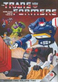 Transformers: Season Two - Volume Two Movie