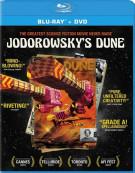 Jodorowskys Dune (Blu-ray + DVD Combo) Blu-ray