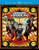 Deadman Wonderland: The Complete Series Blu-ray
