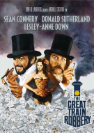 Great Train Robbery, The Movie