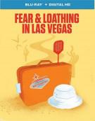 Fear & Loathing In Las Vegas (Steelbook + Blu-ray + UltraViolet) Blu-ray