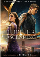 Jupiter Ascending (DVD + UltraViolet) Movie