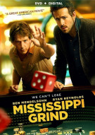 Mississippi Grind (DVD + UltraViolet) Movie
