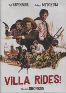 Villa Rides Movie