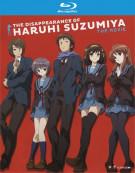Disappearance of Haruhi Suzumiya, The: The Movie (Blu-ray + DVD Combo) Blu-ray