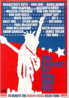 Concert For New York City, The Movie