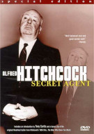Alfred Hitchcock: Secret Agent Movie