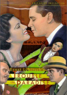 Trouble In Paradise: The Criterion Collection Movie