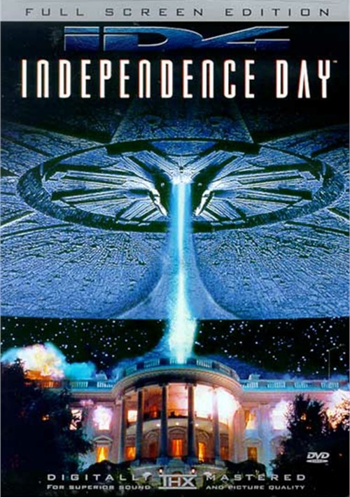 Independence Day (Fullscreen) Movie