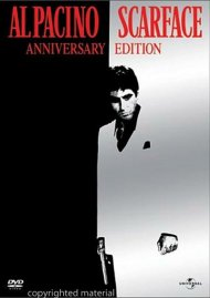 Scarface: Anniversary Edition (Fullscreen) Movie