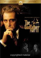 Godfather, The: Part III Movie