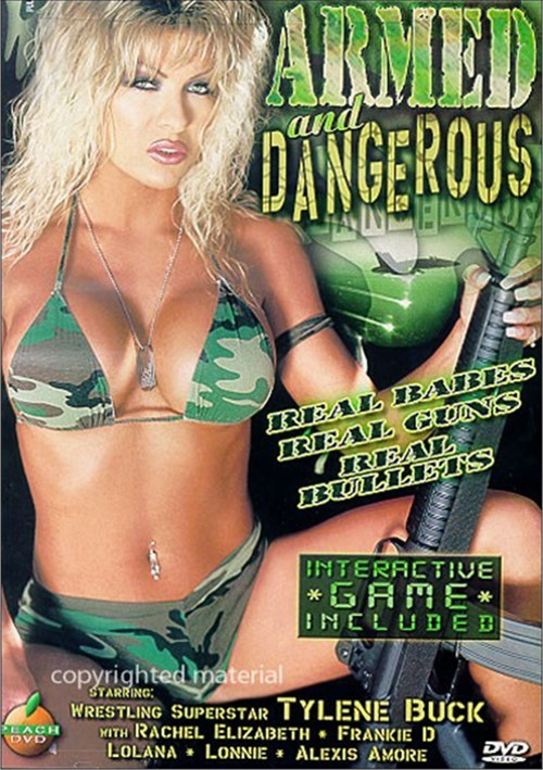 Peach Armed And Dangerous Movie