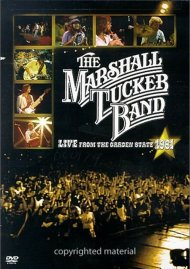 Marshall Tucker Band: Live From The Garden State 1981 Movie