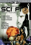 Sci Fi Triple Feature Movie