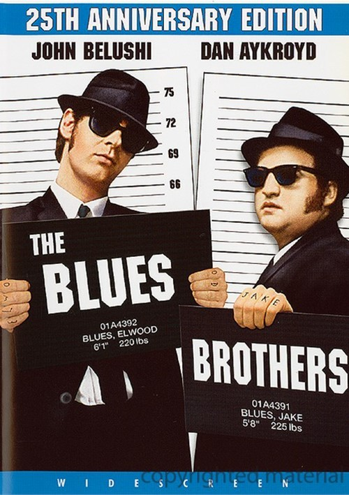 Blues Brothers, The: 25th Anniversary Edition (Widescreen) Movie