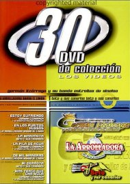German Lizarraga / Beto Y Sus Canarios / La Arrolladora: 30 DVD De Coleccion Movie
