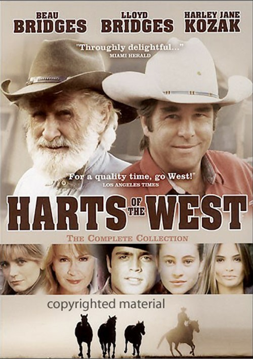 Harts Of The West Movie