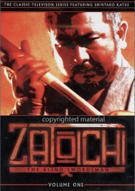 Zatoichi: TV Series Volume 1 Movie