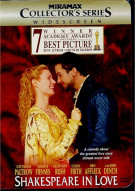 Shakespeare In Love: Special Edition Movie