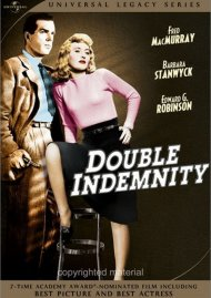 Double Indemnity: 2 Disc Special Edition Movie