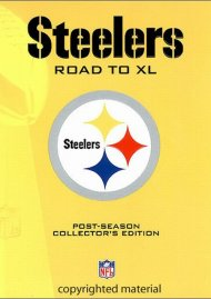 NFL Pittsburgh Steelers: Road To XL Collectors Edition Movie
