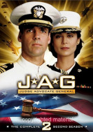 JAG: The Complete Second Season Movie