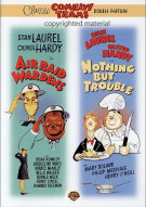 Laurel And Hardy: Air Raid Wardens / Nothing But Trouble Movie