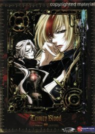 Trinity Blood: Volume 3 - Limited Edition Movie