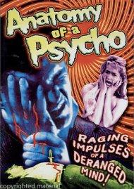 Anatomy Of A Psycho Movie