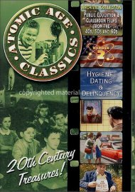 Atomic Age Classics: Volume 2 -  Hygene, Dating & Delinquency Movie