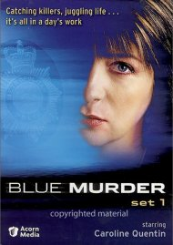 Blue Murder: Set 1 Movie
