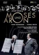 Schonberg: Moses Und Anon Movie
