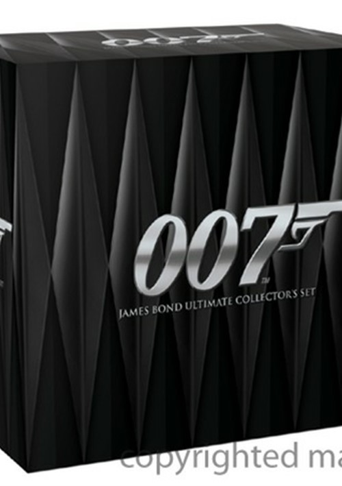 James Bond Ultimate Collectors Set Movie