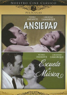 Ansiedad / Escuela De Musica (Double Feature) Movie