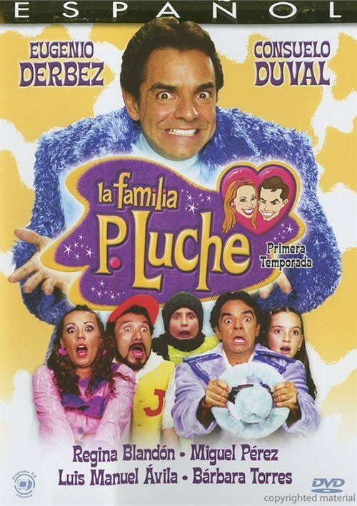 La Familia P. Luche Movie