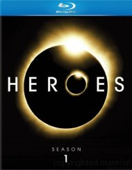 Heroes: Season 1 Blu-ray