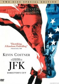 JFK: Special Edition Directors Cut Movie