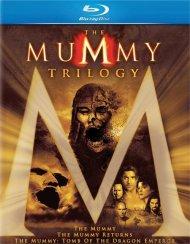 Mummy Trilogy, The Blu-ray