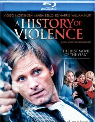 History Of Violence, A Blu-ray