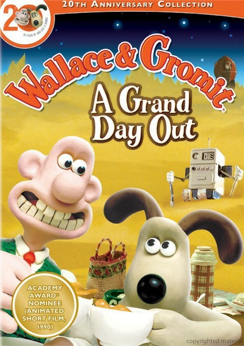 Wallace & Gromit: A Grand Day Out Movie