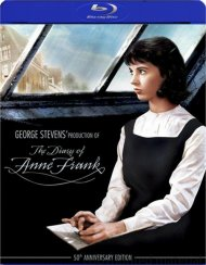 Diary Of Anne Frank, The: 50th Anniversary Edition Blu-ray
