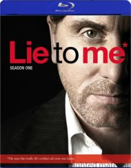 Lie To Me: Season One Blu-ray