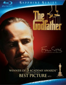 Godfather, The: The Coppola Restoration - Sapphire Series Blu-ray