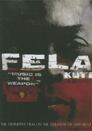 Fela Kuti: Music Is The Weapon Movie