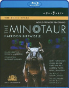 Minotaur, The Blu-ray