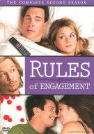 Rules Of Engagement: The Complete Second Season Movie
