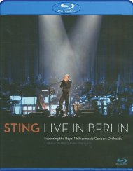 Sting: Live In Berlin Blu-ray