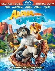 Alpha And Omega (Blu-ray + DVD + Digital Copy) Blu-ray